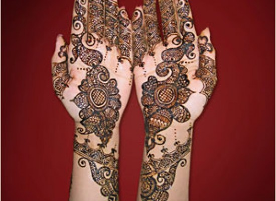 Latest Eid Henna Mehndi Design