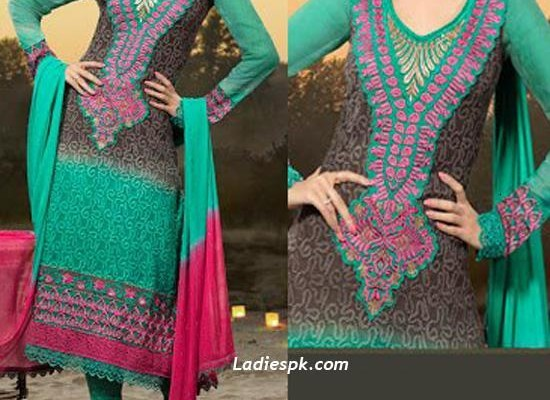 Winter Kameez Pajama Designs 2013 for Women Girls