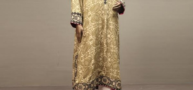 Junaid Jamshed WINTER COLLECTION 2014 for Women