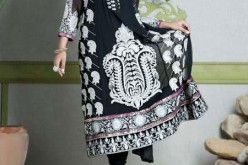 Chiffon Shalwar Kameez 2013 Designs for Girls