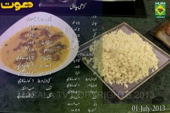 Meat Shawarma Recipe in Urdu & English | 2015 Pakistani ...