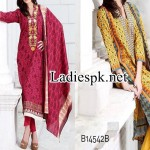 khaadi cambric autumn collection 2014 cotton for Women Shalwar Kameez Design 2015