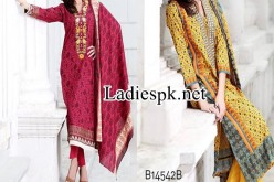 Khaadi Cambric Autumn Winter Fall Collection 2014-15 for Women