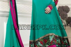 A Line Dresses Frock Fashion Style in Pakistan India