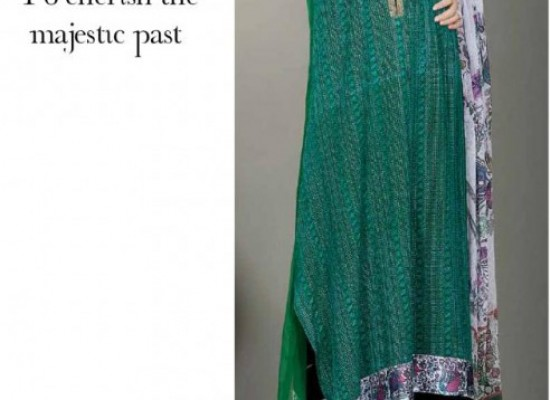 Eid Collection 2013 for Women by Designer Sobia Nazir