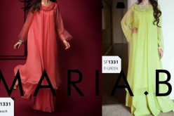Maria B Eid Collection 2013 for Women & Girls