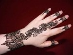 latest mehndi designs 2012 512 150x112 Simple Bridal Foot Mehndi Designs