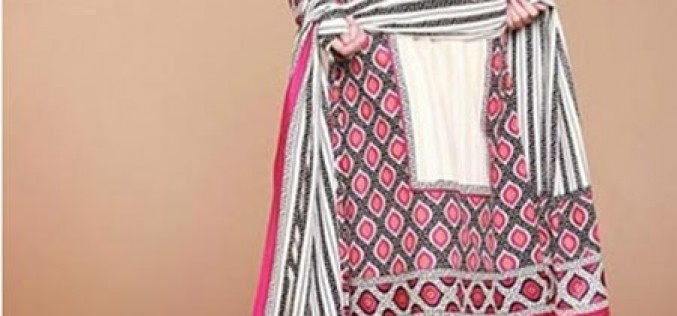 Mausummery Lawn by Huma 2014-15 Catalogue for Women