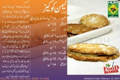 Lemon Cookies Recipe in Urdu English Zarnak Sidhwa Masala TV