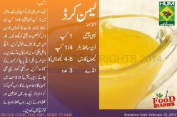 Lemon Curd Recipe in Urdu English Zarnak Sidhwa Masala TV