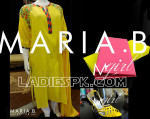 maria b 2013 cottons evening wear shoes 150x119 Evening Dresses 2013 Designer Maria B Collection for Girls