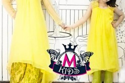 Maria B Kids Eid Collection 2013: Children Dress Boys & Girls