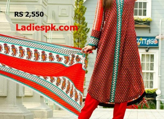 Mausummery Summer Lawn Collection 2013 with Price