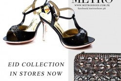 Metro Shoes Eid Collection 2013 for Women, Sandals for Girls