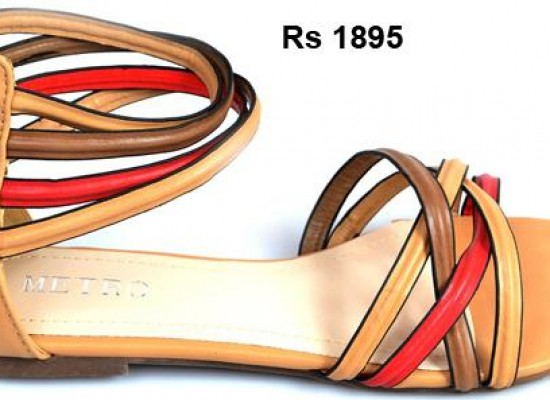 Metro Shoes Summer Collection 2013 with Prices for Women