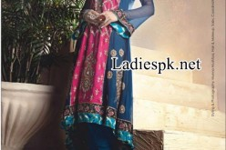 Ahsan Hussain Bridal Wedding & Party Dresses for Girls 2014