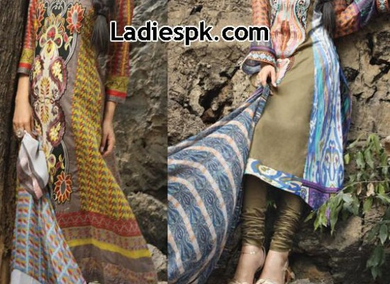 Nadia Hussain Lawn Collection 2013 Price by Shariq Textiles