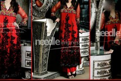 Needle Impressions Dresses Winter Collection 2013 2014 for Women