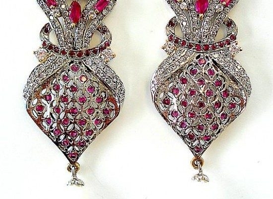Earrings Jewellery Designs Ideas For Women Girls India