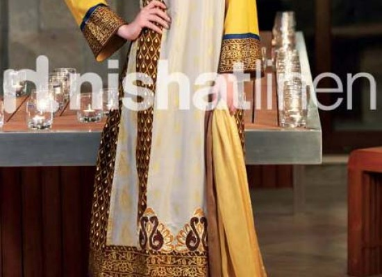 Nishat Linen Eid Collection 2013 for Women and Girls