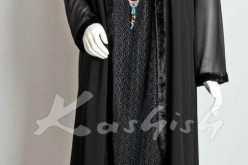 Spring Dresses For Girls 2013 Pakistani Tail Gown Black