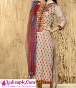 party khaadi eid dresses collection 2013 volume 2 for women wedding shirt 150x173 Eid Collection 2013 for Women