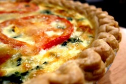 Easy and Quick Breakfast Quiche Recipes