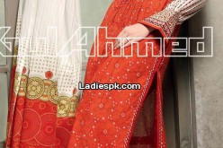Gul Ahmed Eid ul Fitr 2013 Dresses Design for Women & Girls