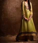 resham ghar eid collection 2013 with price for women tail gown 150x168 Mahnoor Lawn Eid Collection 2013 for Women   Al Zohaib