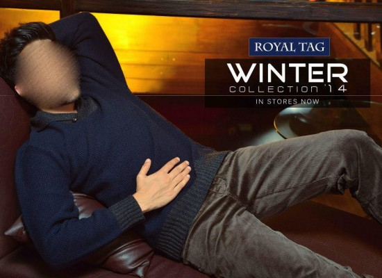 Royal Tag Winter Collection 2013-2014 for Men and Boys