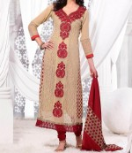 salwar kameez designs 2014 indian shalwar kameez pakistani for women and girls facebook 150x173 Long Women Kurta Design