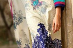 Sana Safinaz Lawn 2013 Spring & Summer Collection