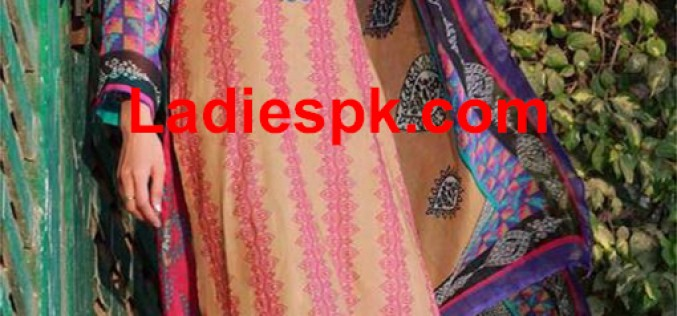 Shariq Textiles Libas 2014 Volume-1 for Women