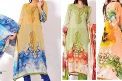Sitara Sapna Swiss Summer Collection 2013 for Girls Women