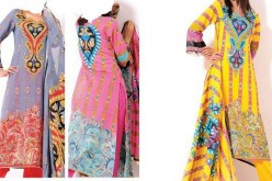Sitara Sapna Textiles Swiss Summer Collection 2013 Women