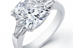 Stylish Diamond Rings for Girls Engagement / Wedding 2014