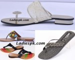 stylo latest summer collection 2013 for girls women flats slippers 150x120 Stylo Shoes Flats Slippers 2013 for Girls and Women