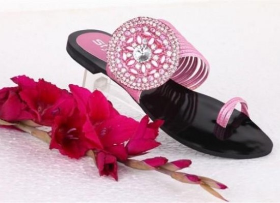 Stylo Shoes Flats Slippers Summer Footwear Designs Collection