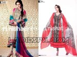 summer dresses nishat lawn collection 2013 150x112 Nishat Linen Nisha Spring Summer Dress Collection 2014
