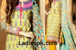 Firdous Lawn Collection 2013 Firdous Fashion Cloth Mills