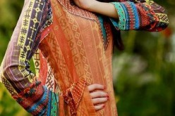 Sana Salman (Riffat & Sana) Summer Collection 2013