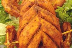 Tandoori Chargha Recipe in Urdu English