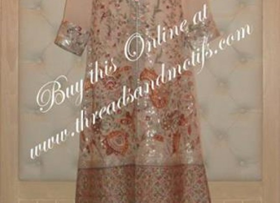 Thread & Motifs Eid Collection 2013 for Women and Girls