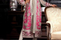 Threads & Motifs Fancy Winter Collection 2014 for Women