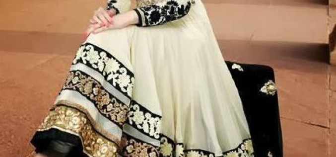Latest Fancy Wedding Wear Frocks Designs 2014 for Girls