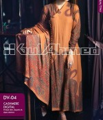 winter collection 2014 for women lon kameez fashion 150x175 Gul Ahmed Fall Winter Khaddar Magazine Collection 2013 vol 2