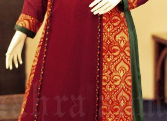 Zahra Ahmed Summer Collection 2013 Party Dresses for Girls